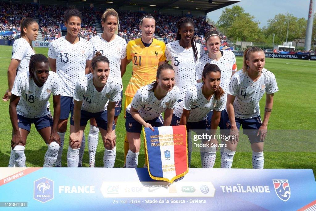 France v Thailand - International Friendly : News Photo