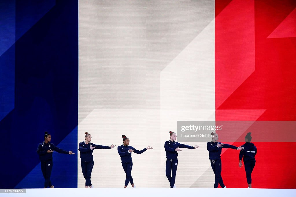 49th FIG Artistic Gymnastics World Championships - Day Five : Photo d'actualité