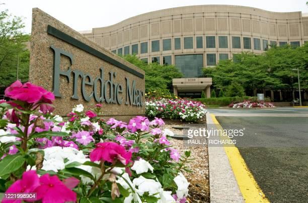 The Freddie Mac headquarters is seen on July 14 2008 in McLean Virginia Fannie Mae and Freddie Mac stocks wobbled Monday after a nearmeltdown last...