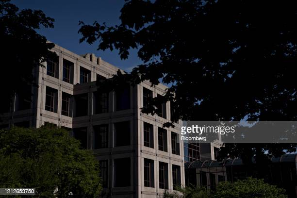 The Freddie Mac headquarters stands in McLean Virginia US on Monday May 11 2020 Mortgage rates are at record lows but borrowers hoping to take...