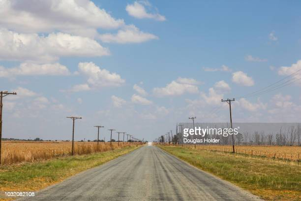 the free state near boshoff, south africa. - state stock pictures, royalty-free photos & images