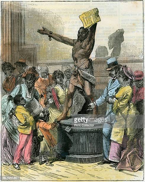 journal entry as a freed slave Below is a list of primary-source materials available throughout the slavery and the making of america web site, which is organized by themes  includes laws and proclamations, letters, journal.
