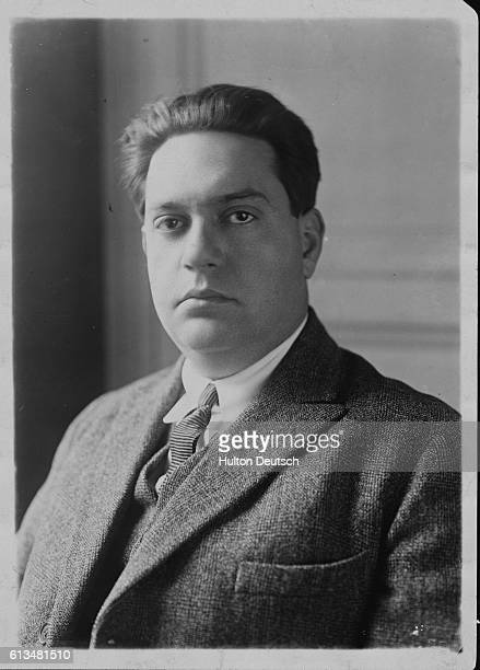 The French composer and teacher Darius Mihaud educated at the Paris Conservatorie he moved to the USA in 1940
