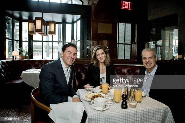 The French Eric Ripert is one of the greatest chefs of Manhattan at the head of the restaurant Le Bernardin Julie Andrieu he plays a gastronomic...
