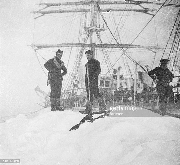 The French expedition headed by Dr Charcot French expedition headed by Dr Charcot French explorer are now exploring Iceland Greenland and Spitzbergen...