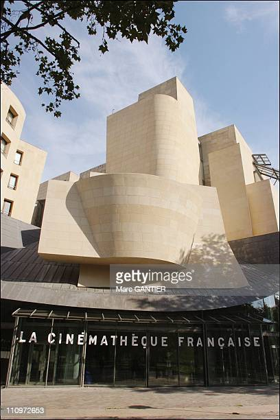 The French Film Institute has moved to 57 Bercy street in the former American Center built by US architect Frank O Gehry The Cinematheque will open...