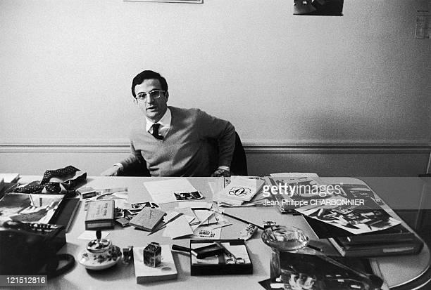 The French FilmMaker Francois Truffaut