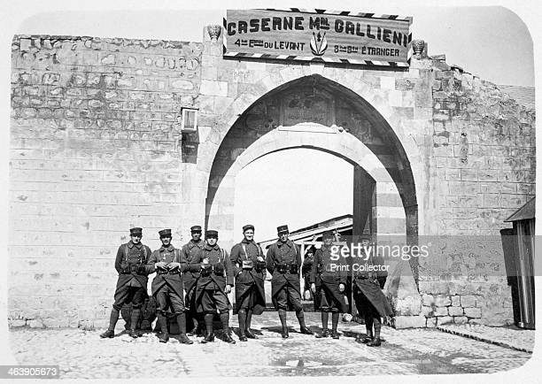 The French Foreign Legion Syria 20th century The French Foreign Legion was established in 1831 as an elite unit of foreign volunteers The Legion's...