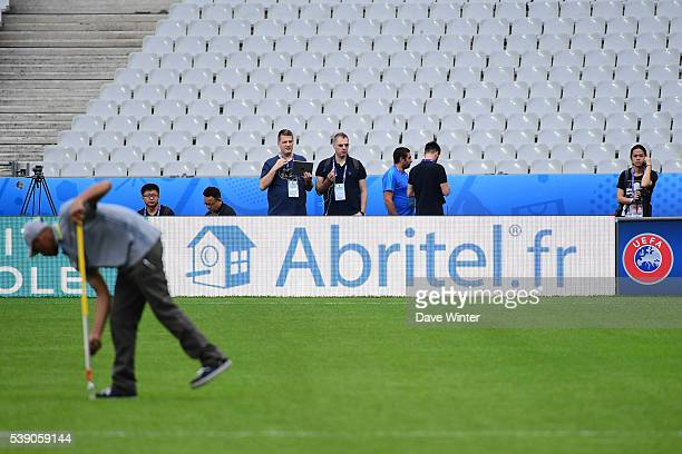 The French homelet company Abritel is one of the official UEFA sponsors causing the French hoteliers to refuse to pay the city tax during the...