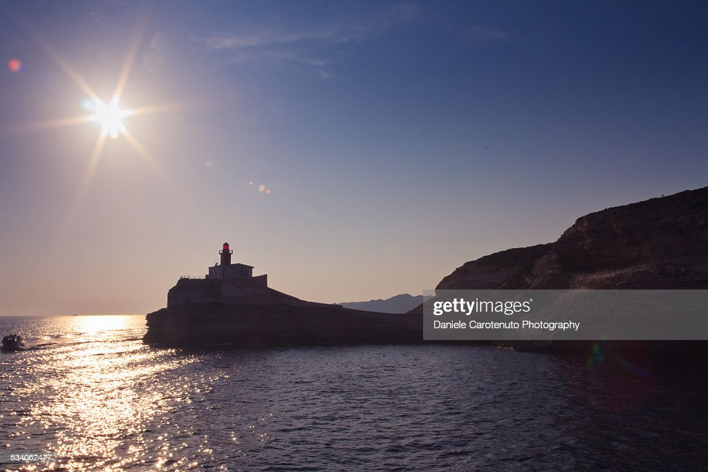 The french lighthouse : Stock Photo
