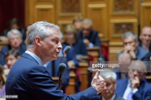 The French Minister of the Economy Bruno Le Maire explains the French industrial policy and its requirements and explains why Fiat Chrysler abandons...