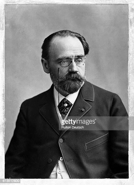 The French novelist Emile Zola His novels include Therese Raquin and Nana He is closely associated with the 'Naturalist' school of literature