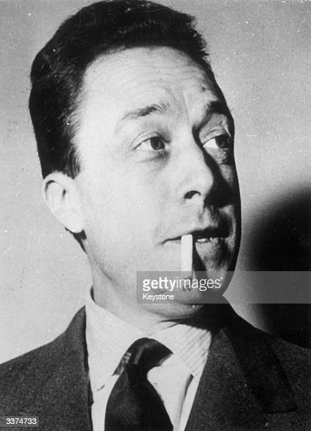 The French novelist essayist and dramatist Albert Camus