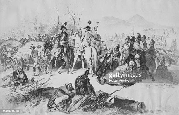 The French revolutionary Army commanded by General Charles Dumouriez is defeated by the Austrians under Prince Josias of SaxeCoburgSaalfeld at the...