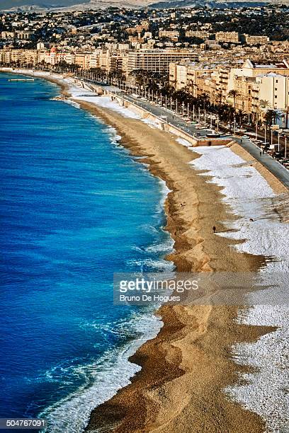 the french riviera, nice - alpes maritimes stock pictures, royalty-free photos & images