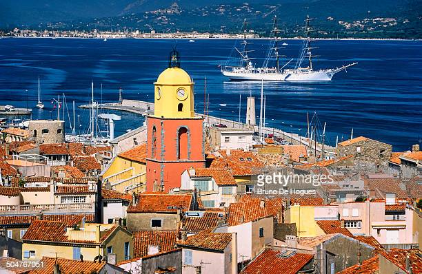 The French Riviera, Saint Tropez