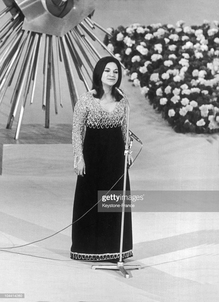 Frieda Boccara In 1969 : News Photo
