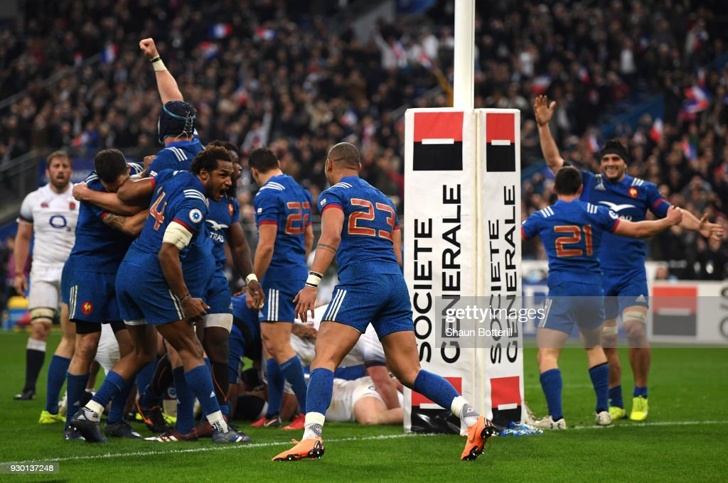 France v England - NatWest Six Nations : News Photo