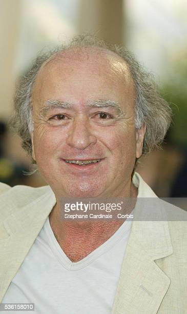 The french writer Georges Wolinski