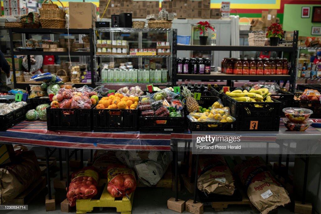 Food Pantries : News Photo