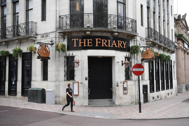 GBR: As Bars And Restaurants Reopen Across The UK - Leicester Is Still In Lockdown