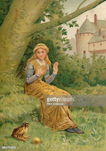 The Frog Prince and the Kings Daughter 1901 The Frog Prince or Iron Henry is a fairy tale best known through the Brothers Grimms version From Grimms...