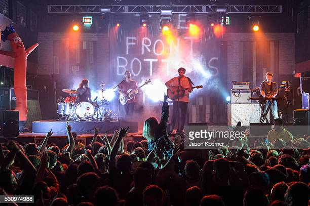 The Front Bottoms perform at Revolution on May 10 2016 in Fort Lauderdale Florida