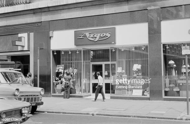 The front entrance of British catalogue retailer Argos UK 19th June 1975