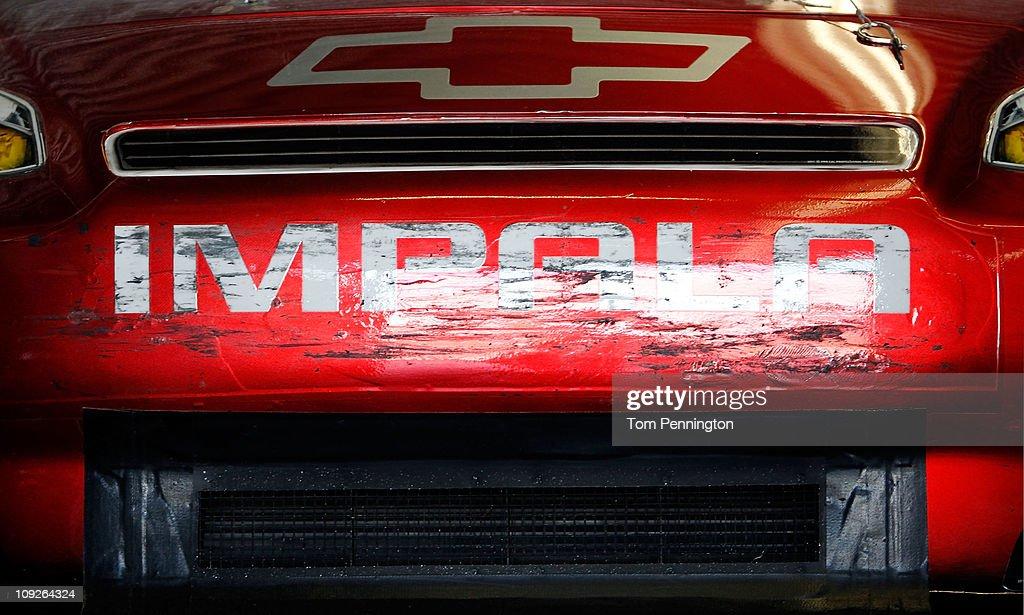 Daytona 500 - Practice : News Photo
