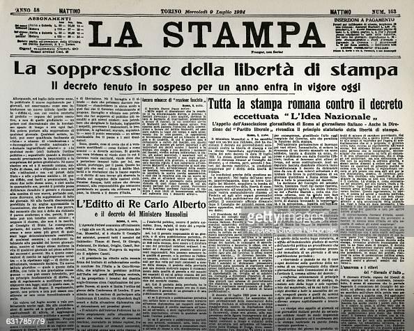 Italienische News