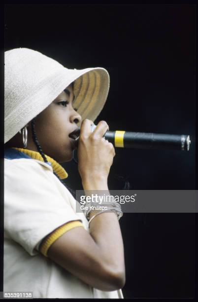 The Fugees, Lauryn Hill, Apollorock Festival, Meerhout, Belgium, .