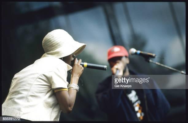 The Fugees Lauryn Hill Pras Michel Apollorock Festival Meerhout Belgium