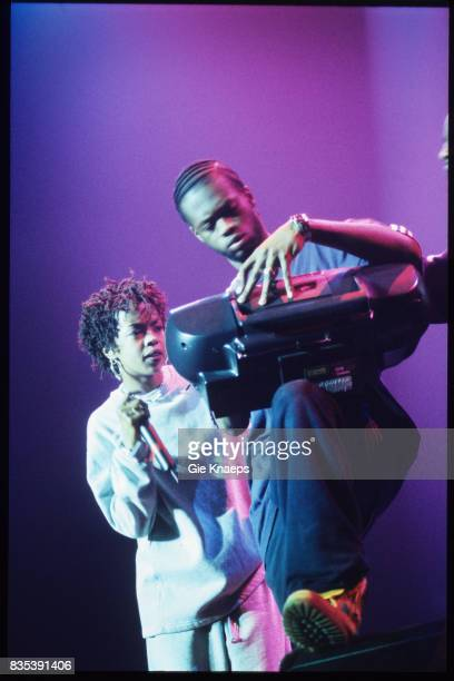 The Fugees Lauryn Hill Pras Michel Vorst Nationaal Brussels Belgium