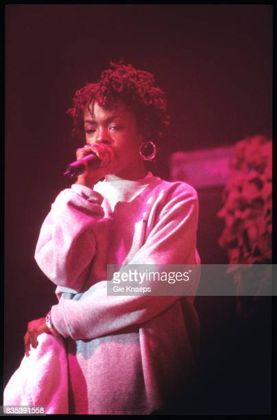The Fugees Lauryn Hill Vorst Nationaal Brussels Belgium