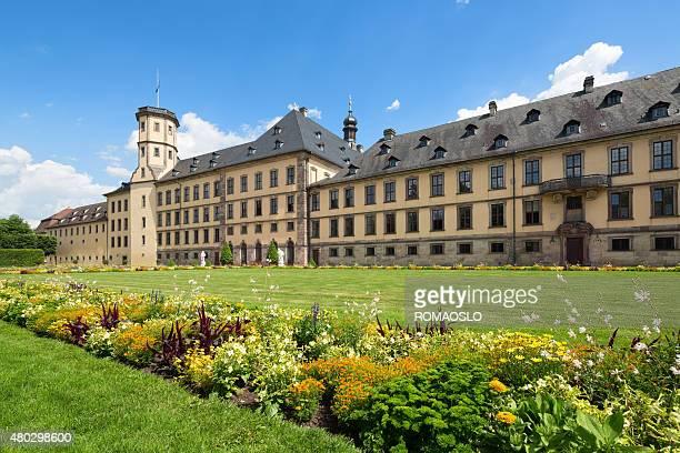 The Fulda City Castle, Hesse Germany