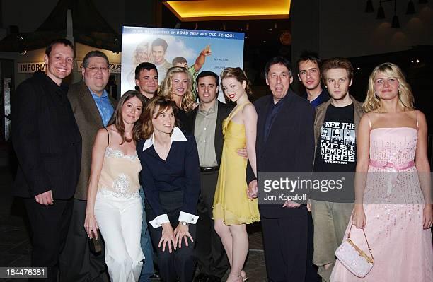 Producer/Writer Alec Berg producer/writer David Mandel Travis Wester Molly Schade director/writer Jeff Schaffer Michelle Trachtenberg executive...