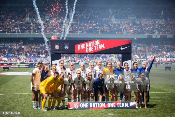 The full roster for the United States Women's National Team that is heading to France for the 2019 World Cup just after the International Friendly...