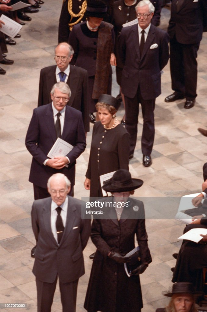The Funeral Of Diana Princess Of Wales At Westminster Abbey London News Photo Getty Images
