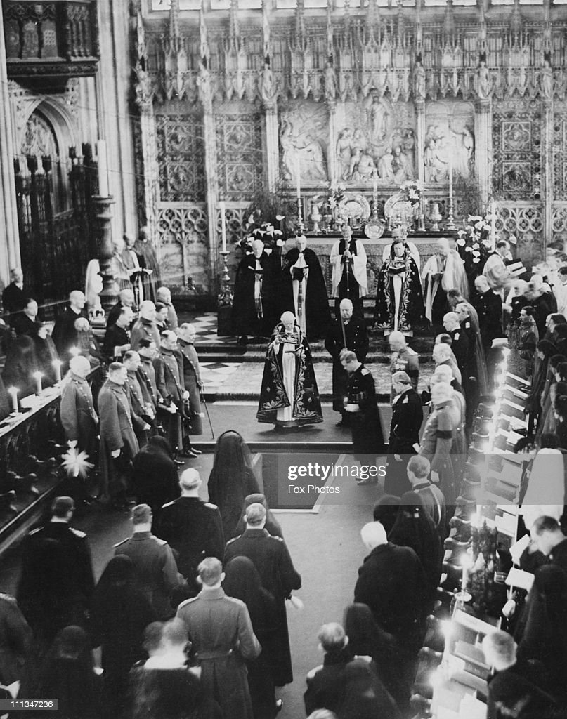 Funeral Of George V : News Photo