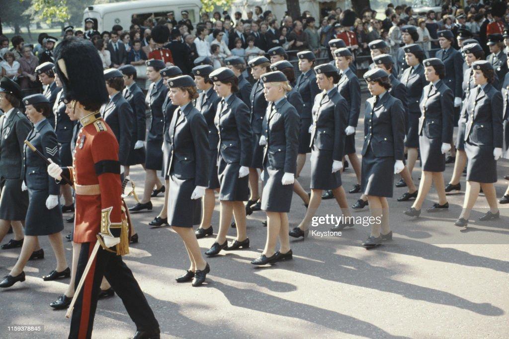 Mountbatten's Funeral : News Photo
