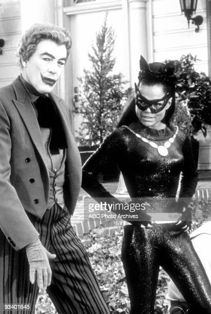 BATMAN 'The Funny Feline Felonies' Season Three 12/28/67 The Joker and Catwoman were foes of the Dynamic Duo Batman and Robin
