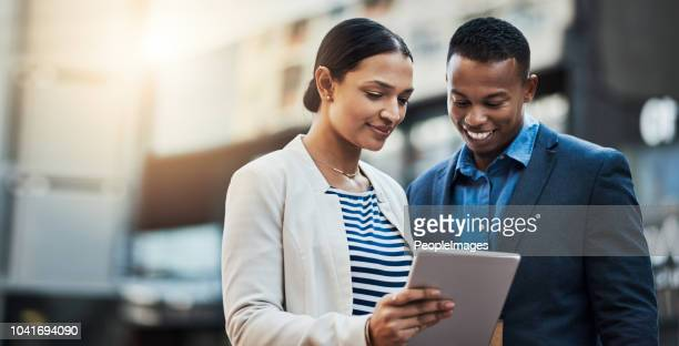 the future of business lies in how well you're connected - bring your own device stock pictures, royalty-free photos & images