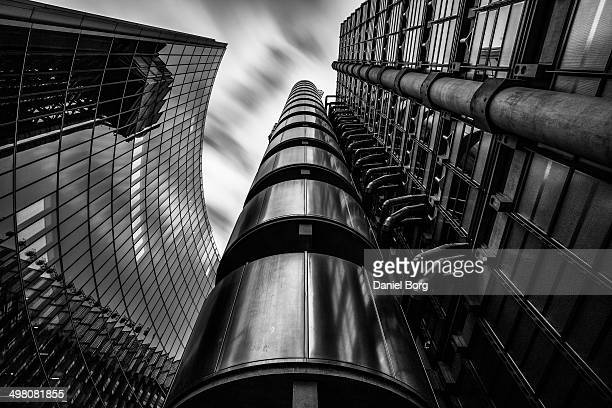 CONTENT] The futuristic Lloyds building designed by Richard Rogers is home to the insurance institution Lloyd's of London it caused a lot of...