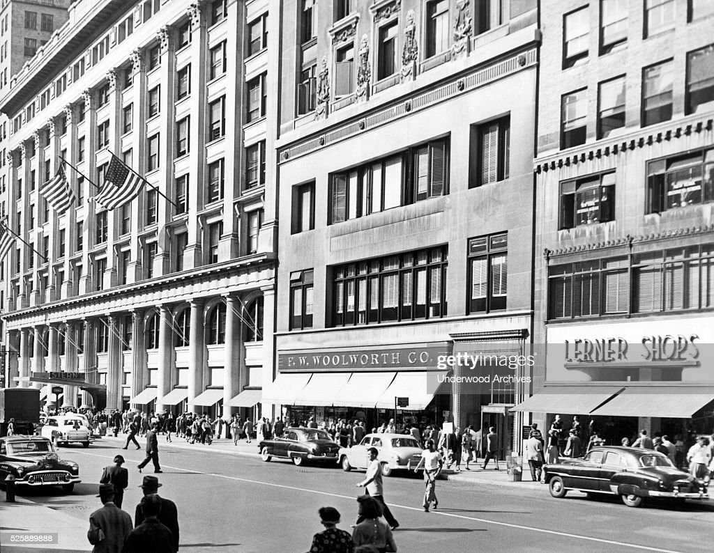 What ever happened to Woolworth?