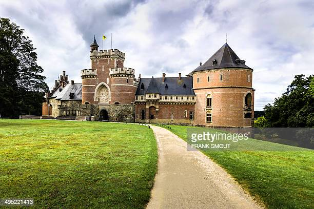 The Gaasbeek Castle is located in the municipality of Lennik. The fortified castle was erected around 1240 to defend the Duchy of Brabant against the...