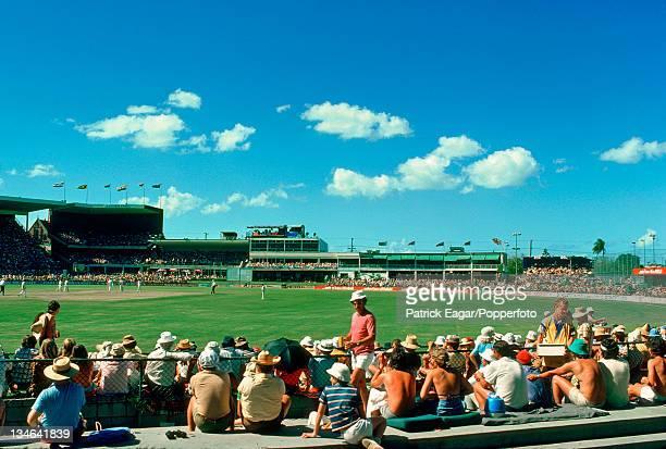The Gabba Australia v West Indies 1st Test Brisbane November 197576