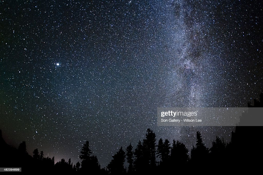 The Galaxy : Stock Photo