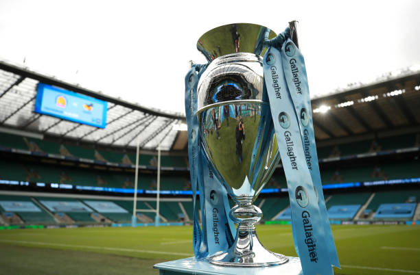 GBR: Exeter Chiefs v Wasps - Gallagher Premiership Rugby: Final