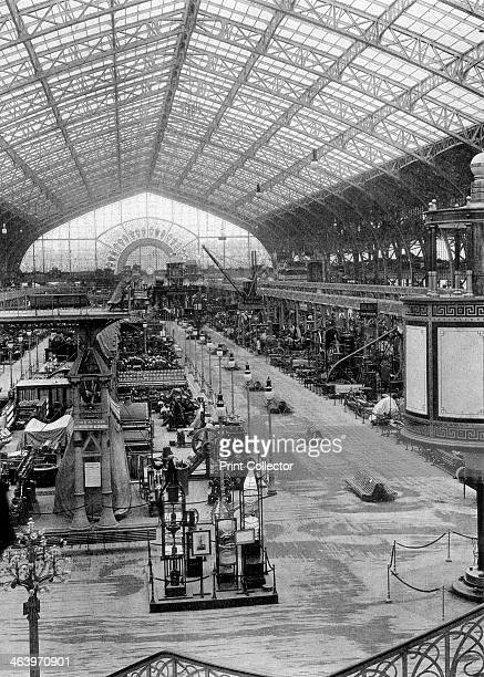 The Gallery of Machinery Universal Exposition Paris 1889 The Exposition Universelle of 1889 was staged in commemration of the centenary of the French...