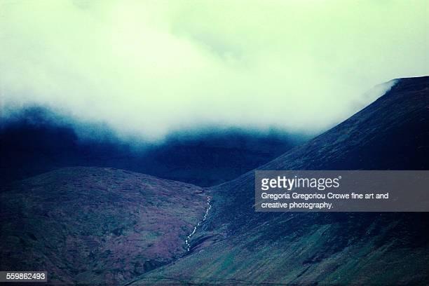 the galtee mountains - gregoria gregoriou crowe fine art and creative photography stockfoto's en -beelden